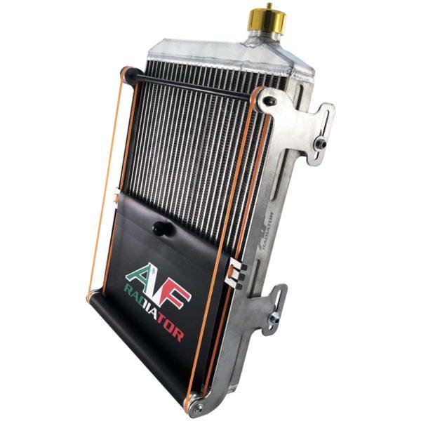 radiatore go kart af radiator gold 45 large