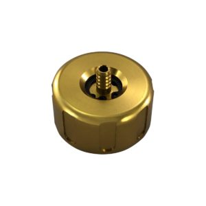 go kart radiator aluminium closing cap color gold af radiator