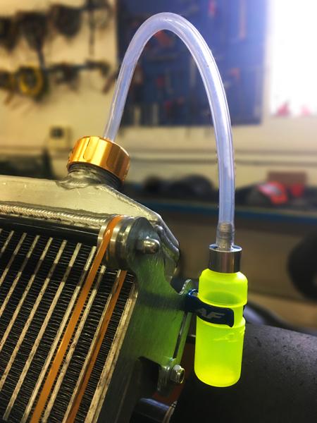vaschetta recupero acqua radiatore af radiator