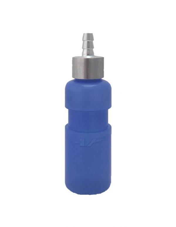 vaschetta recupero acqua radiatore go kart blu af radiator