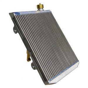 radiatore go kart twenty-1 large yellow edition af radiator