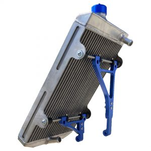 radiatore go kart twenty-1 standard blue edition