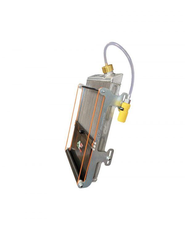 tendina radiatore go kart twenty-1 large nera