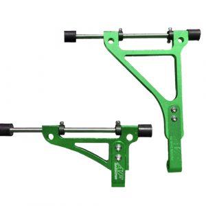 go kart radiator bracket twenty-1 large green edition 2