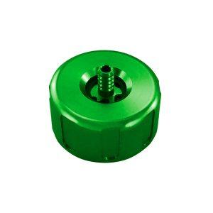 tappo radiatore go kart alluminio af radiator verde